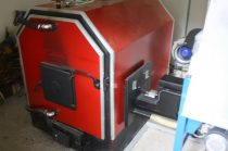 V-100 KW  Faapríték égőfej csatlakoztatásra előkészítve.....4520 EURO