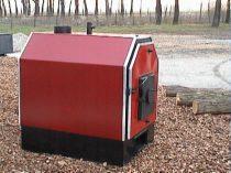 Vegyestüzelésű kazán. 40-KW.