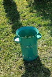 Kültéri hulladékgyűjtő
